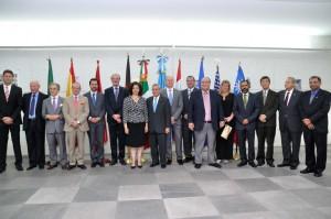 Embajadores y Junta Directiva Ascabi